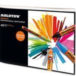 ALBUM DESEN ARTPAD ONE4ALL PROFESSIONAL 40 FILE A3 MOLOTOW
