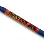 MARKER MOLOTOW ACRILIC ONE4ALL 2MM 127HS BLUE #204