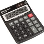 CALCULATOR ERICHKRAUSE DC-312N 12 DIGITI 50312