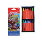 CREIOANE COLOR 12/SET ERICH KRAUSE OIL PASTELS 34933