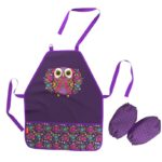 SET SORT CU MANECI ERICH KRAUSE FLOWER OWL 46255
