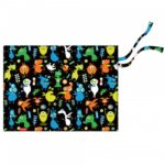 COVORAS MASA TEXTIL ErichKrause® Funny Monsters A3+