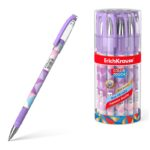РУЧКА ШАРИКОВАЯ COLOR TOUCH A 0.7 MM Magic Rhombs ERICH KRAUSE 50739