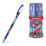 РУЧКА ШАРИКОВАЯ COLOR TOUCH A 0.7 MM PATCHWORK ERICH KRAUSE 50742